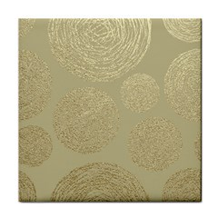 Modern, Gold,polka Dots, Metallic,elegant,chic,hand Painted, Beautiful,contemporary,deocrative,decor Tile Coasters