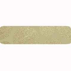 Modern, Gold,polka Dots, Metallic,elegant,chic,hand Painted, Beautiful,contemporary,deocrative,decor Large Bar Mats