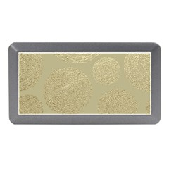 Modern, Gold,polka Dots, Metallic,elegant,chic,hand Painted, Beautiful,contemporary,deocrative,decor Memory Card Reader (mini)