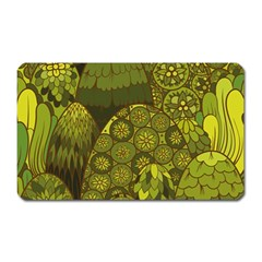 Abstract Nature 11 Magnet (rectangular)
