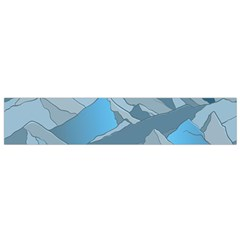 Abstract Nature 16 Flano Scarf (small)