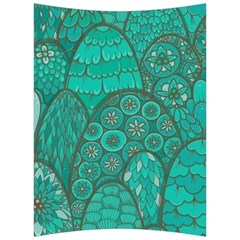 Abstract Nature 21 Back Support Cushion