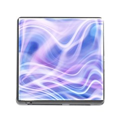 Abstract Graphic Design Background Memory Card Reader (square)