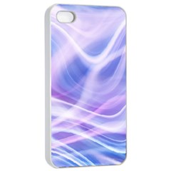 Abstract Graphic Design Background Apple Iphone 4/4s Seamless Case (white)