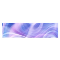 Abstract Graphic Design Background Satin Scarf (oblong)