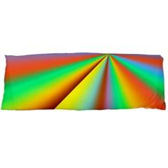 Burst Radial Shine Sunburst Sun Body Pillow Case Dakimakura (two Sides)