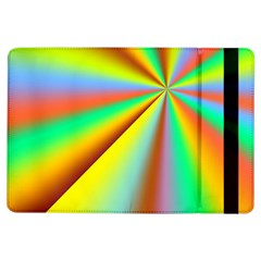 Burst Radial Shine Sunburst Sun Ipad Air Flip