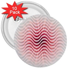 Art Abstract Art Abstract 3  Buttons (10 Pack)