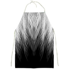 Feather Graphic Design Background Full Print Aprons