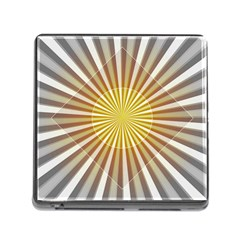Abstract Art Art Modern Abstract Memory Card Reader (square)