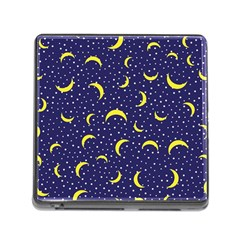 Moon Pattern Memory Card Reader (square)