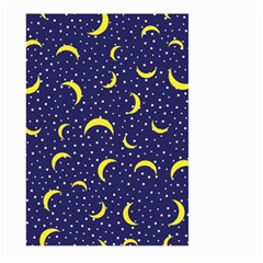 Moon Pattern Large Garden Flag (two Sides)