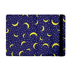Moon Pattern Ipad Mini 2 Flip Cases