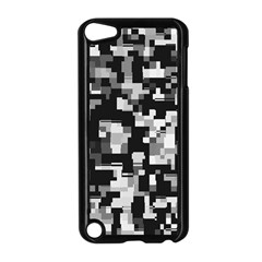 Noise Texture Graphics Generated Apple Ipod Touch 5 Case (black)