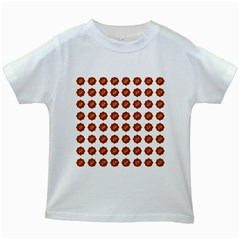 I Ching Set Collection Divination Kids White T Shirts