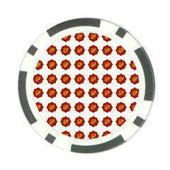 I Ching Set Collection Divination Poker Chip Card Guard (10 Pack)