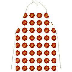 I Ching Set Collection Divination Full Print Aprons