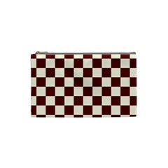 Pattern Background Texture Cosmetic Bag (small)