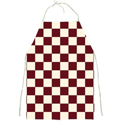 Pattern Background Texture Full Print Aprons