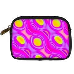Noise Texture Graphics Generated Digital Camera Cases
