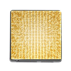 Pattern Abstract Background Memory Card Reader (square)