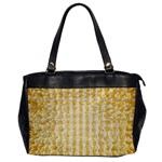 Pattern Abstract Background Office Handbags Front