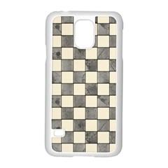 Pattern Background Texture Samsung Galaxy S5 Case (white)