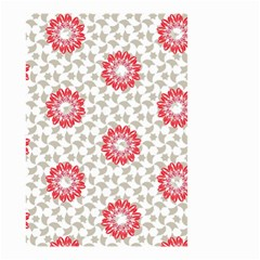 Stamping Pattern Fashion Background Small Garden Flag (two Sides)