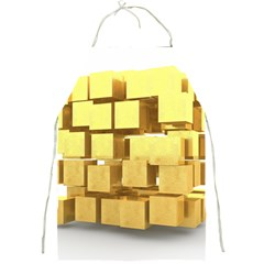 Gold Bars Feingold Bank Full Print Aprons