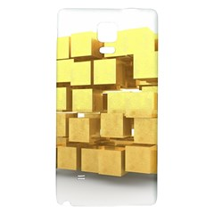 Gold Bars Feingold Bank Galaxy Note 4 Back Case