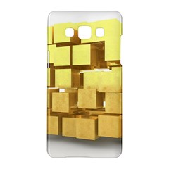 Gold Bars Feingold Bank Samsung Galaxy A5 Hardshell Case