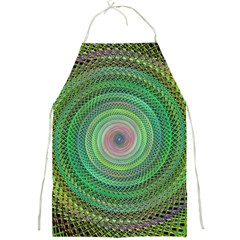 Wire Woven Vector Graphic Full Print Aprons