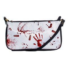 Massacre  Shoulder Clutch Bags