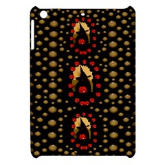 Pumkin Witch In Candles And White Magic Apple Ipad Mini Hardshell Case