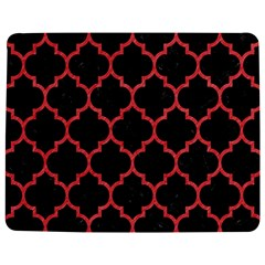 Tile1 Black Marble & Red Colored Pencil (r) Jigsaw Puzzle Photo Stand (rectangular)