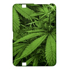 Marijuana Plants Pattern Kindle Fire Hd 8 9