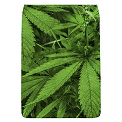 Marijuana Plants Pattern Flap Covers (l)