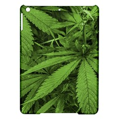Marijuana Plants Pattern Ipad Air Hardshell Cases