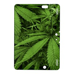 Marijuana Plants Pattern Kindle Fire Hdx 8 9  Hardshell Case
