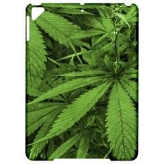 Marijuana Plants Pattern Apple Ipad Pro 9 7   Hardshell Case