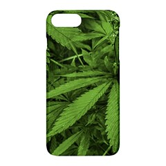 Marijuana Plants Pattern Apple Iphone 7 Plus Hardshell Case