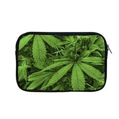 Marijuana Plants Pattern Apple Macbook Pro 13  Zipper Case