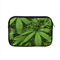 Marijuana Plants Pattern Apple Macbook Pro 15  Zipper Case