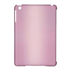 Beautiful,rose Gold,pattern Apple Ipad Mini Hardshell Case (compatible With Smart Cover)