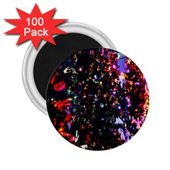 Abstract Background Celebration 2 25  Magnets (100 Pack)