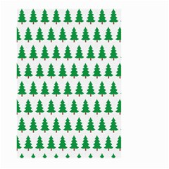 Christmas Background Christmas Tree Large Garden Flag (two Sides)