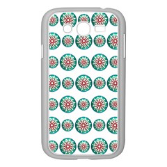 Christmas 3d Decoration Colorful Samsung Galaxy Grand Duos I9082 Case (white)