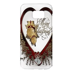 Christmas D¨|cor Decoration Winter Samsung Galaxy S7 Edge Hardshell Case