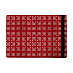 Christmas Paper Wrapping Paper Ipad Mini 2 Flip Cases