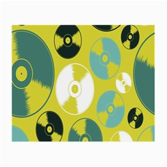 Streaming Forces Music Disc Small Glasses Cloth
